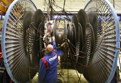 Siemens in Talks with Mitsubishi on Joint Alstom Energy Bid
