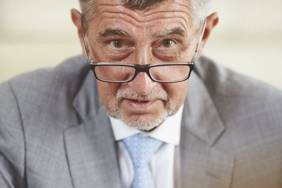 Czech Leader, Scarred By Scandal, Set to Be Narrowly Re-Elected