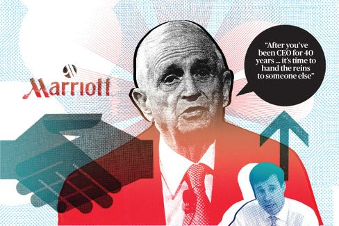 Bill Marriott on Stepping Down as CEO