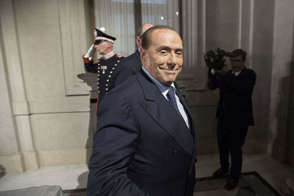 Vivendi Raises Tension With Berlusconi Over Mediaset Stake