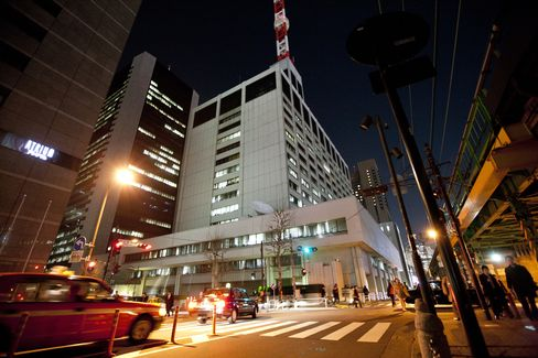 BlackRock Says Bailout May Keep Tepco Rating Being Cut