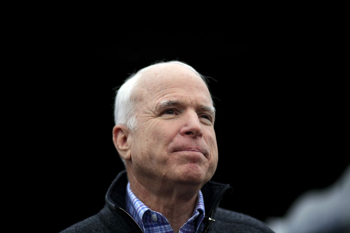 Remembering John McCain: Theme of the Week