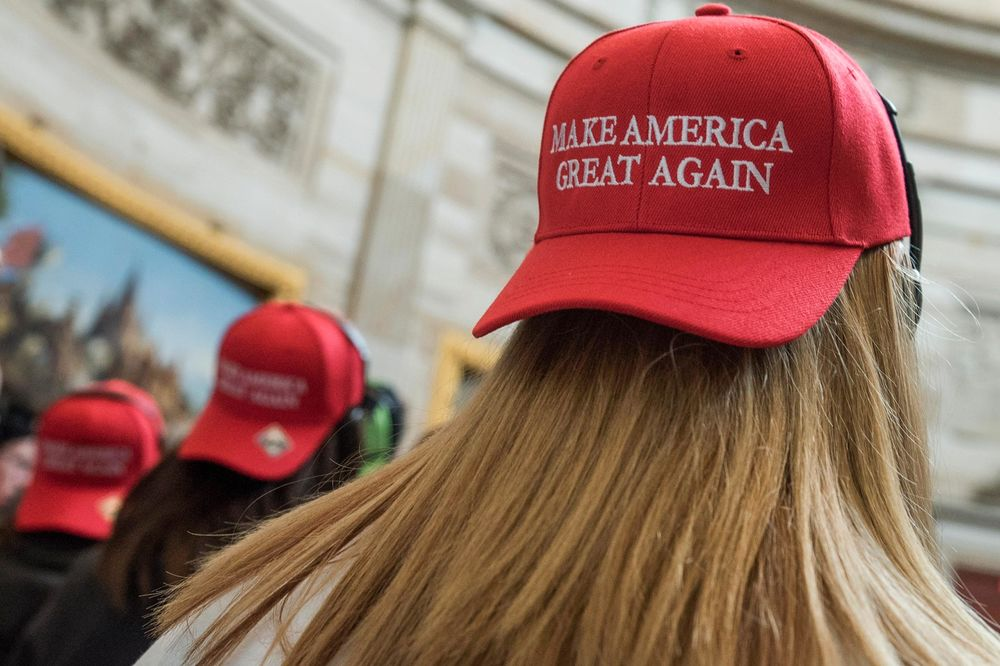 7cb9a6ee1b7 The Woman Behind Trump s Empire of Swag - Bloomberg