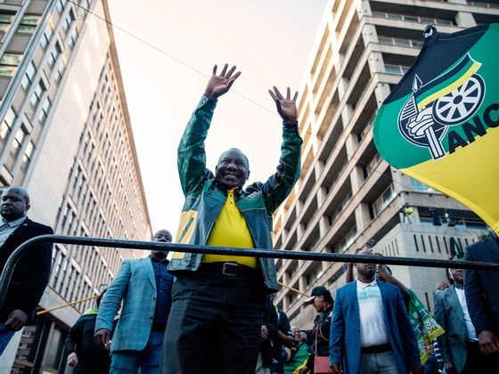 Ramaphosa's Next Challenge: Picking a Team to Revive South Africa'sEconomy