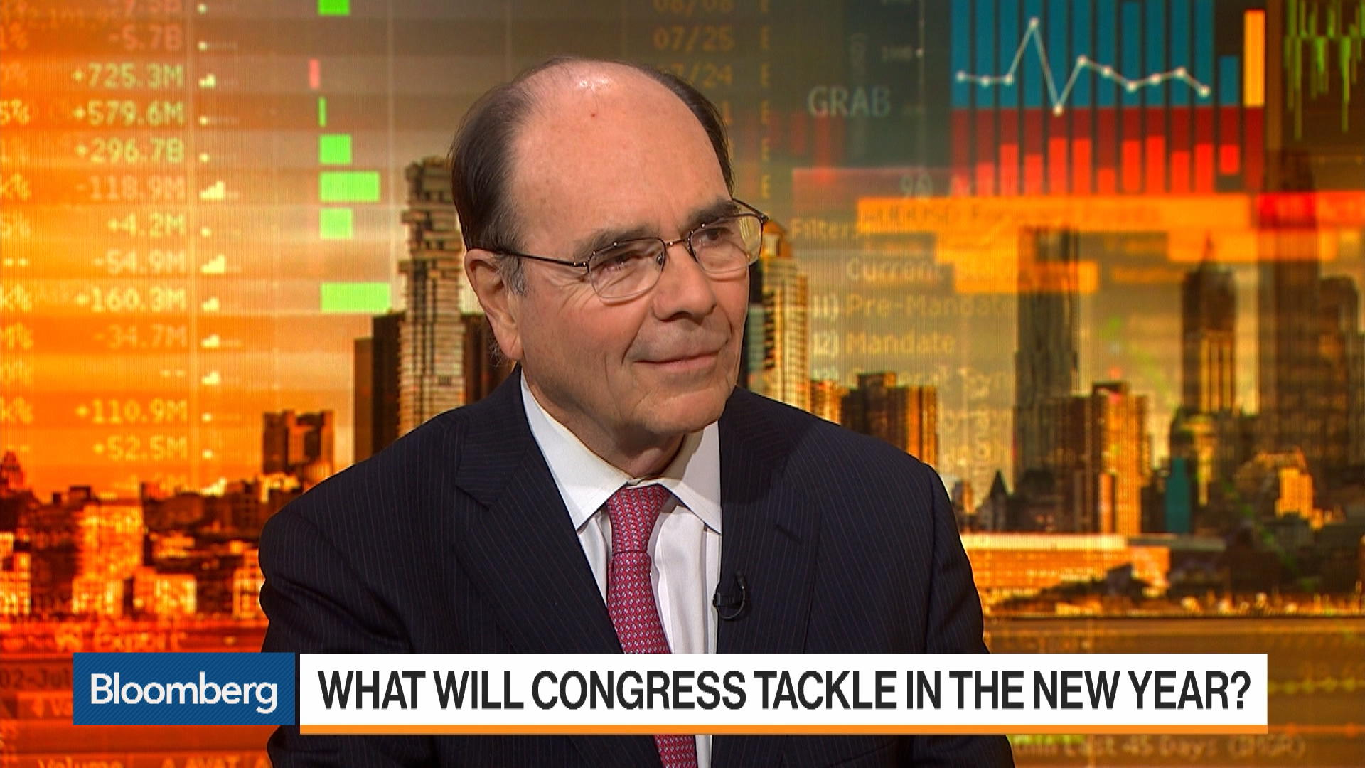 Fannie and Freddie Have Too Much Market Share, James Lockhart Says