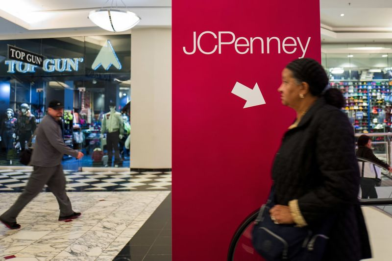 Jc Penney Ceos Departure For Lowes Is Turnaround Setback Bloomberg