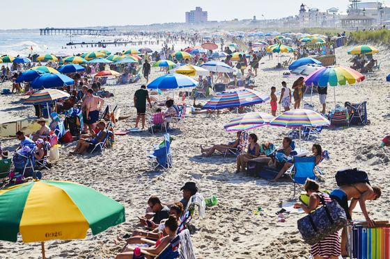 Murphy Expects a 'Much More Normal Summer' at New Jersey Shore