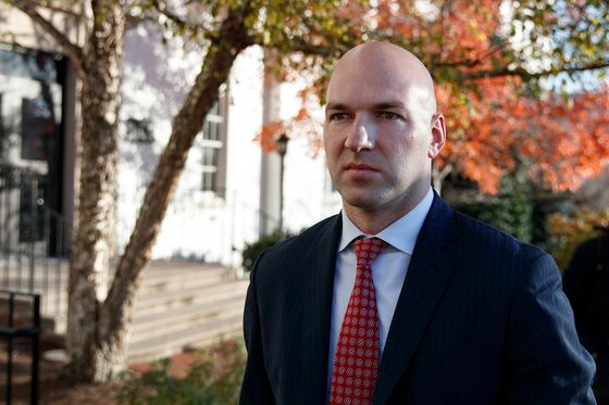 Defying Trump Ensures a Bruising 2022 Fight for Anthony Gonzalez