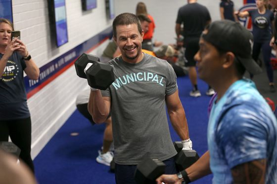 Wahlberg-Backed F45 Training Gains Little in Trading Debut