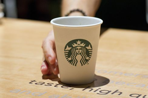 Starbucks May Find Small Coffee More Profitable