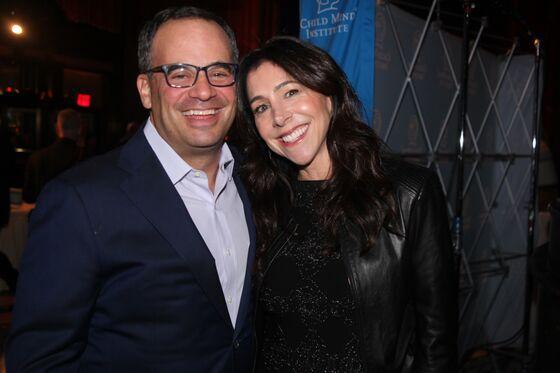 Goldman's Varadhan Gives Thanksgiving Homily at Child Gala