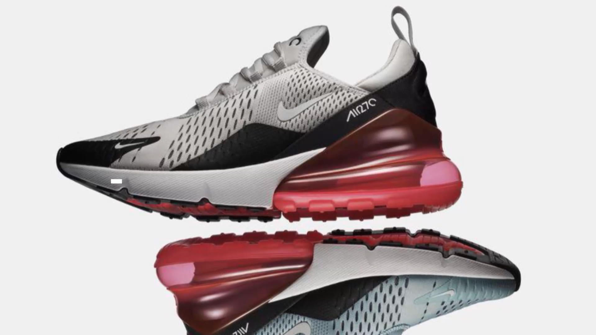 Nike Faces Muslim Anger Over Alleged 'Allah' in AirMax Logo