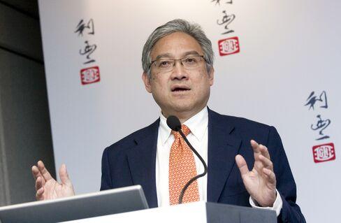 Li & Fung Ltd. Deputy Chairman William Fung