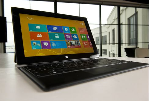Microsoft Says Surface Tablet 2-Year Warranty Follows China Law
