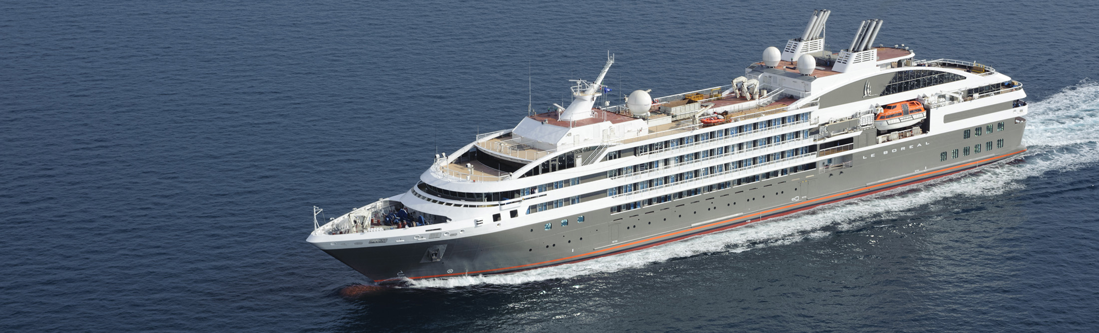 Renting Giant Cruise Ships Is The New Wave In Private Yachting - Buying a cruise ship