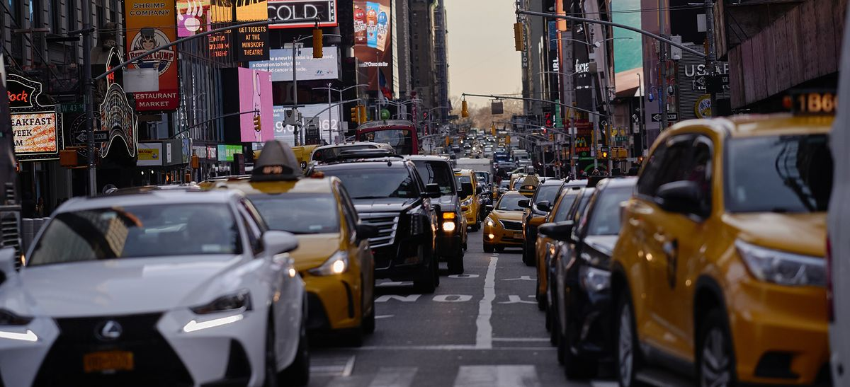 Uber Gets Judge to Toss NYC Taxi Authority Anti-Congestion Rule