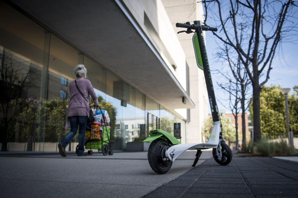 Now the Personal Injury Lawyers Have Scooters in Their