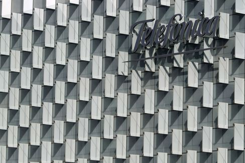 Telefonica Said to Plan for Venezuela Devaluation Scenario