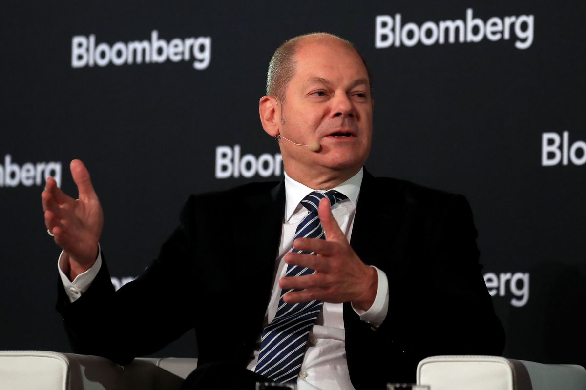 Scholz Says No Need for German Stimulus After Dodging Recession