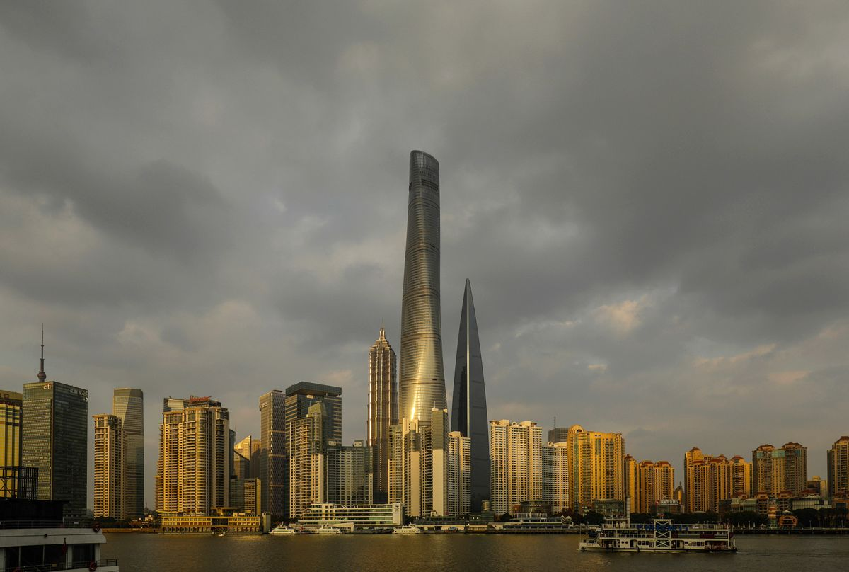 World's Second-Tallest Building Opens With a Whimper After Delay