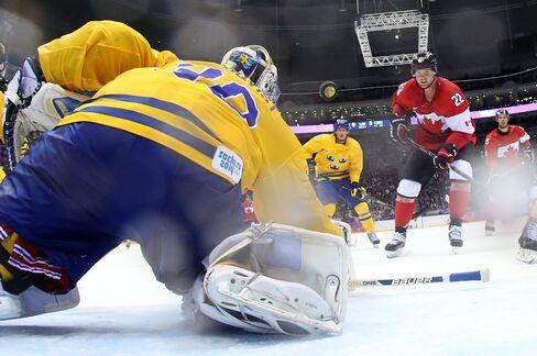 Olympic Men's Ice Hocky
