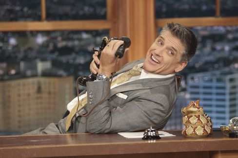 Craig Ferguson on The Late Late Show