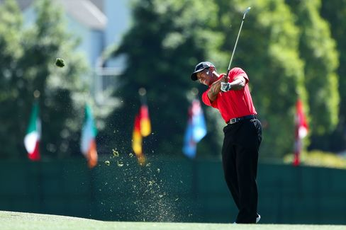 Tiger Woods Finishes Worst Masters as Professional at 5-Over Par