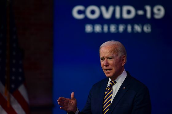 Covid Variant in U.S.; Biden to Speed Vaccinations: Virus Update