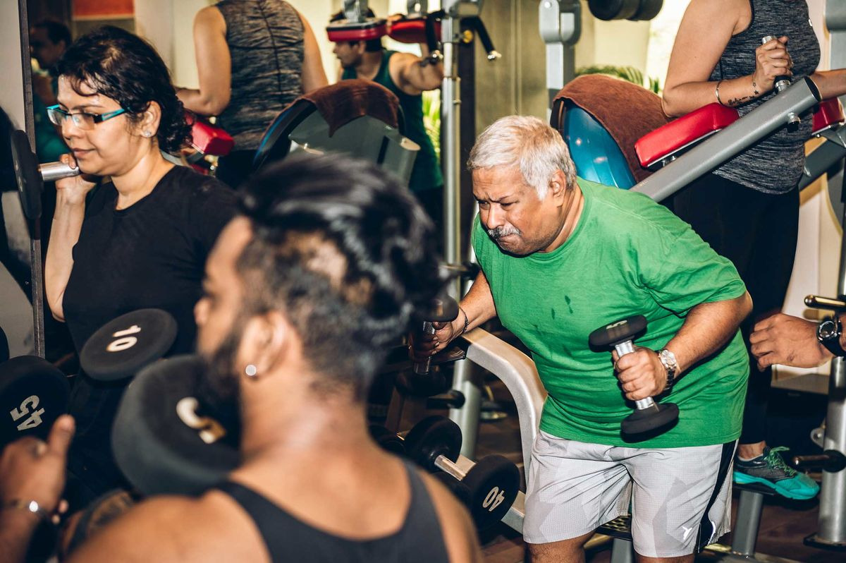 India is getting fat this gym chain wants to get huge bloomberg
