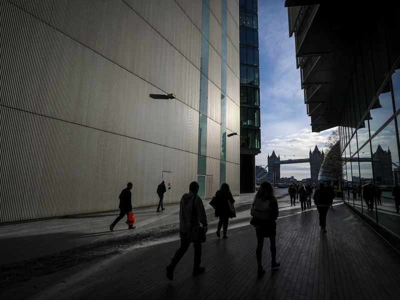 Finance Job Openings In The City Halve in Two Years on Brexit Jitters