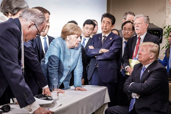 World Dysfunction Threatens to Derail the G-20