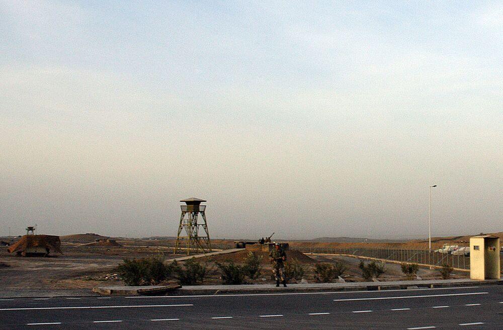 Natanz, Iran, 2007.