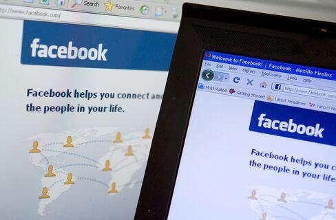 Facebook Passes EBay in Value