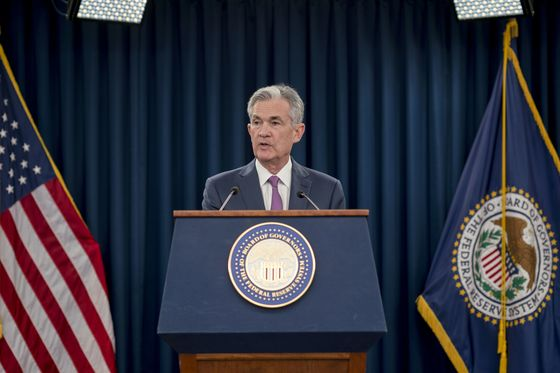 Powell Styles Himself Fed Chairman for the People as Rates Bite