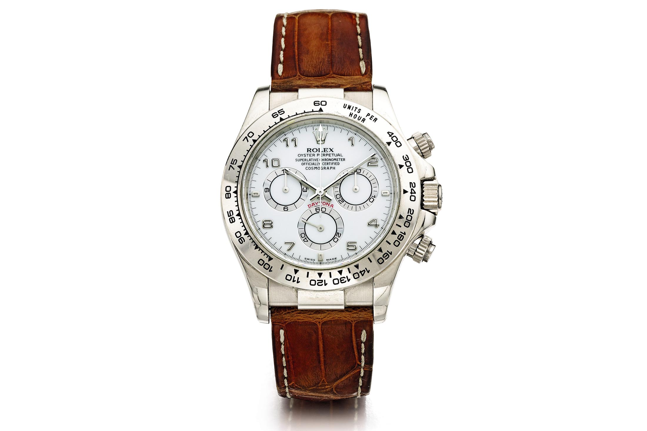 Lot 5 — Rolex Daytona Ref. 116519