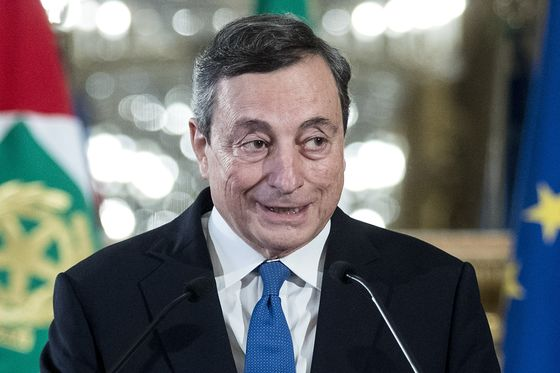 Draghi Euphoria Could Last a Century in Italy's Bond Markets