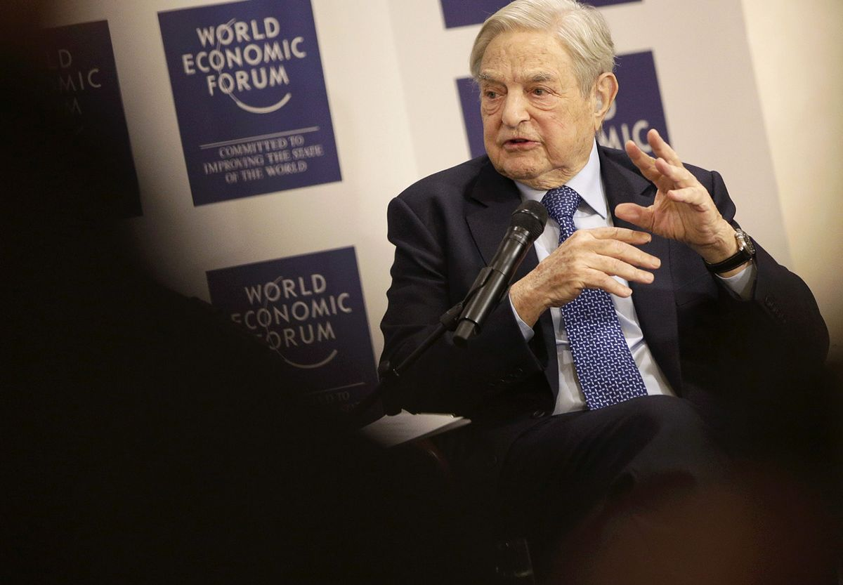 Soros-Backed Hedge Fund Beats Peers With 23% Return