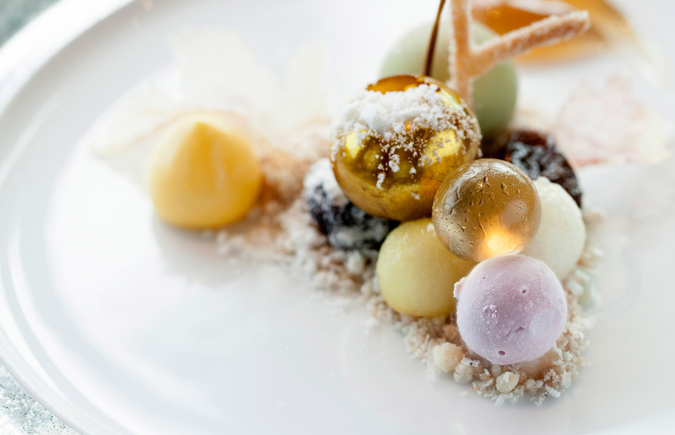 A Meal at Every Three Michelin Star Restaurant