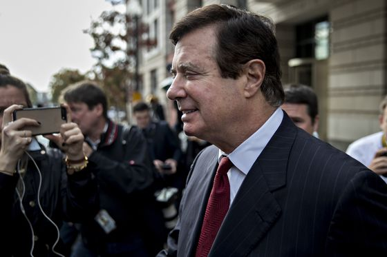 Manafort Reportedly Near Plea Deal. Will He Turn on Trump?