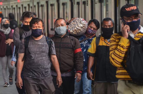 Indonesia to Bring 34 Million People Under Partial Lockdown