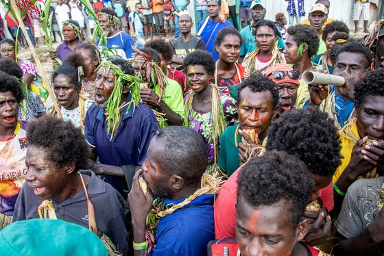 Blow for Papua New Guinea as Enclave Votes 98% for Independence
