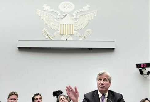 JPMorgan's Loss Undetected by U.S. Regulators, Lawmakers Say