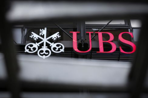 UBS Said to Face $1.6 Billion Penalty as Libor Settlement Looms