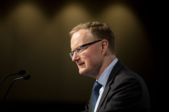 RBA's Lowe Says Rising Unemployment Would Trigger a Rate Cut