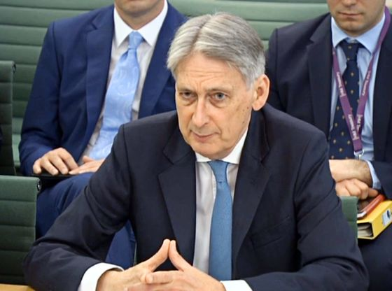 Hammond Criticized for Not Doing More to Help Women in Work