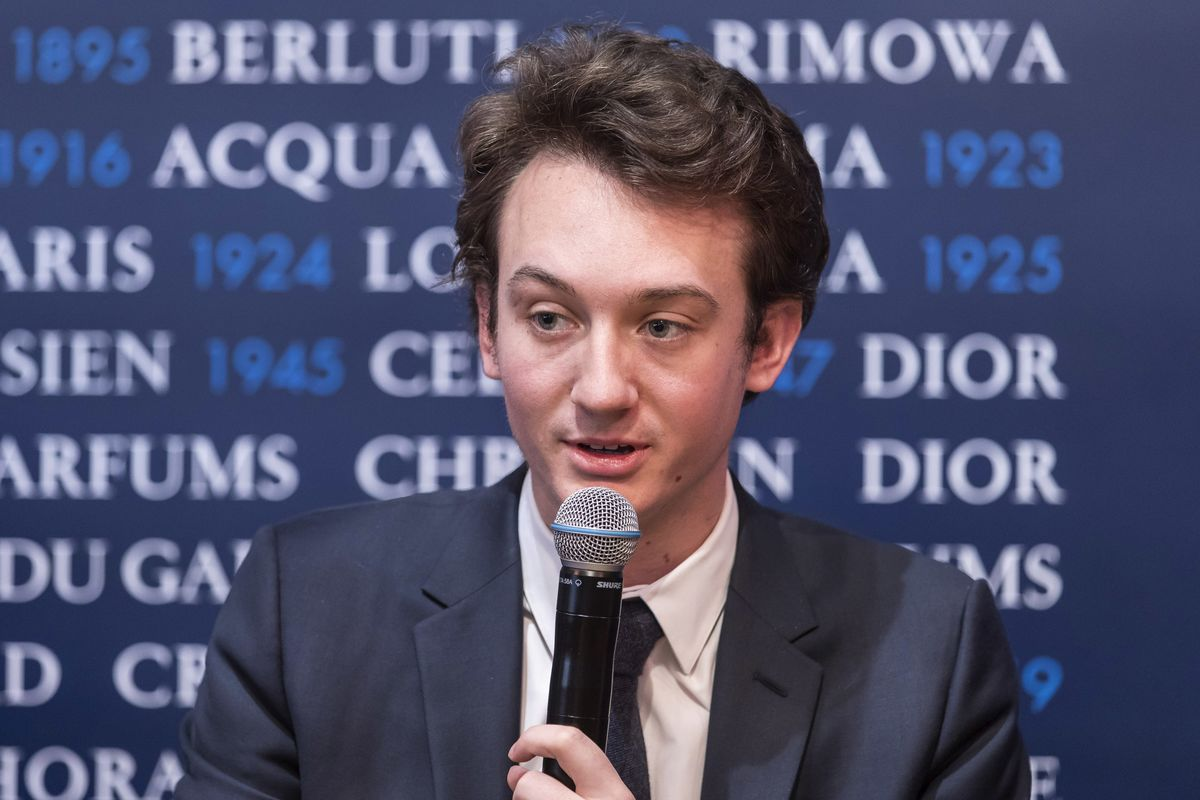 LVMH Names Chairman's Son as CEO of TAG Heuer Watches