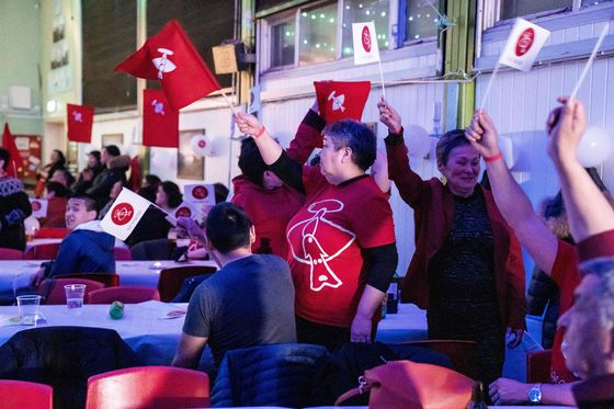 Greenland Voters Go Green in Rejecting Pro-Mining Government