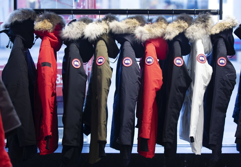Canada Goose (GOOS) Says It's Not Just for Winter With NBA Agreement -  Bloomberg