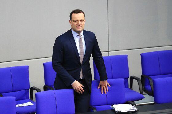 Merkel Bloc Quarrels Over Quarantine Ahead of Coronavirus Talks