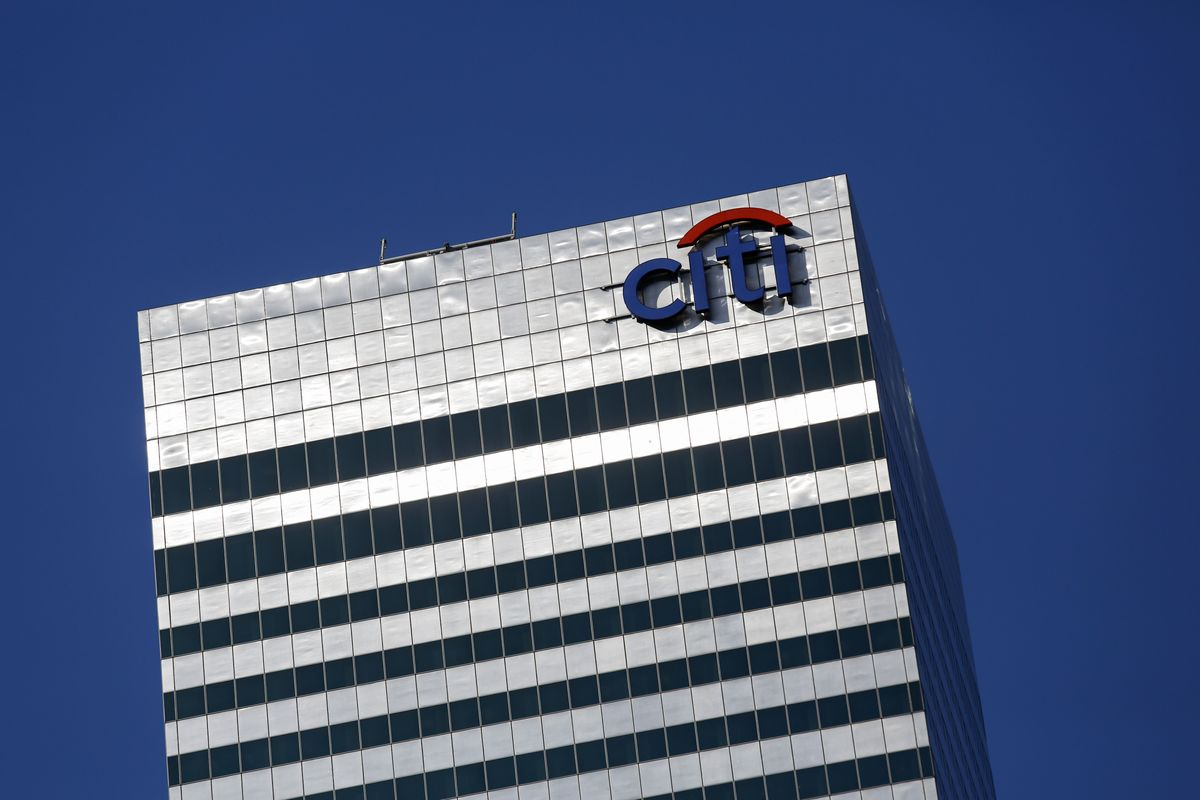 Citigroup Faces $180 Million Loss on Loan to Asia Fund